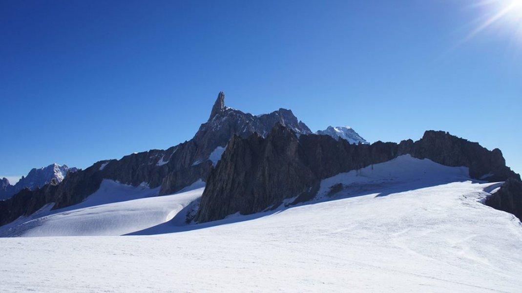 Vallée Blanche - Traversata con gli sci Courmayeur/Chamonix -